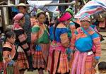 Tradional costume of Hmong ethnic